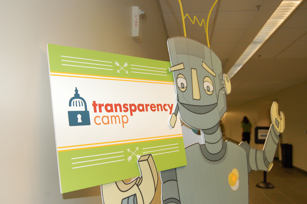 Transparency Camp 2014 by the Sunlight Foundation
