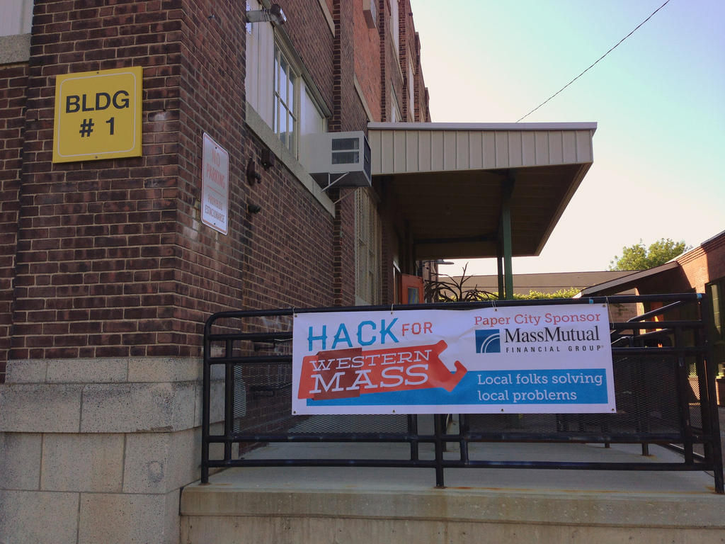 Hack for Western Mass 2014