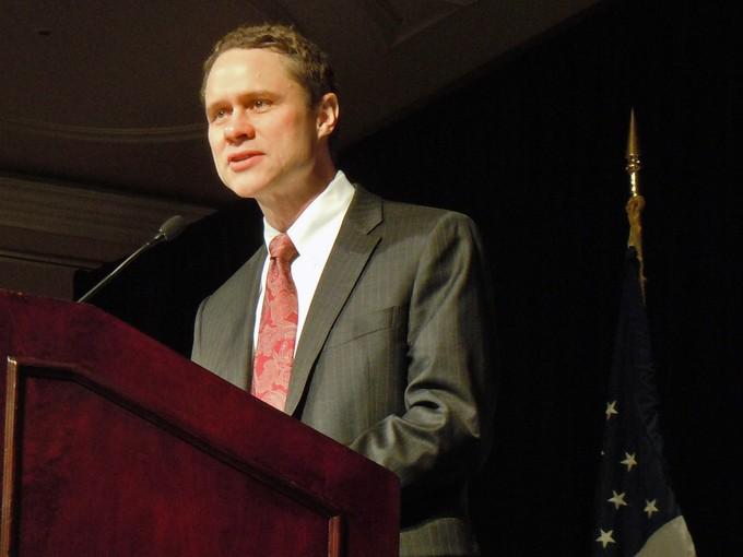 Northrop Grumman CEO Wes Bush