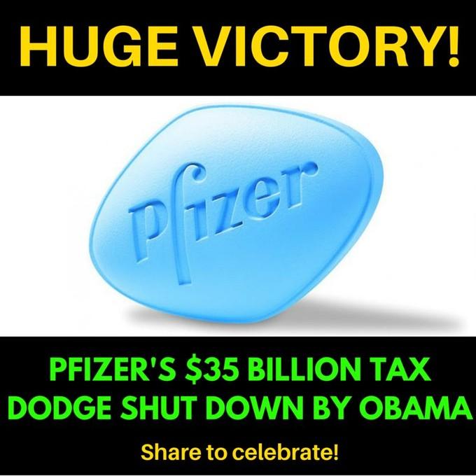 Pfizer Stopped