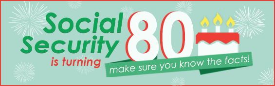 7 Things to Celebrate about Social Security on its 80th Birthday