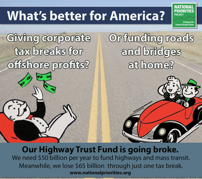 Highway Trust Fund $50 billion