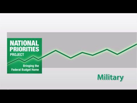 2015 U.S. Federal Budget: Military