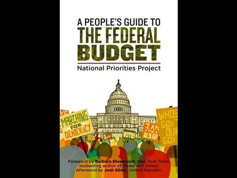 A People's Guide to the Federal Budget - Book Talk
