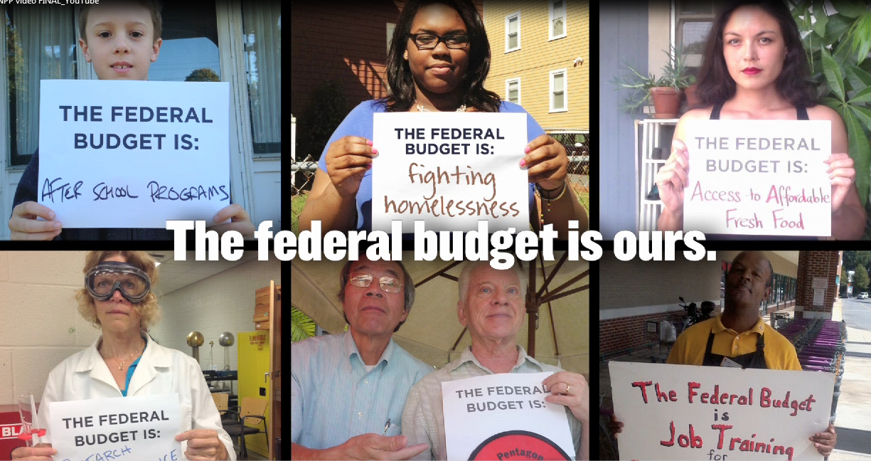 It's Time to Take Back the Federal Budget