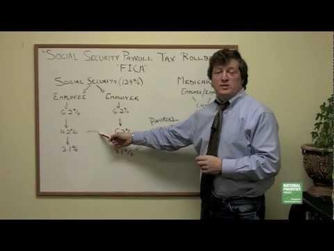 Budget Brief - Social Security Payroll Tax
