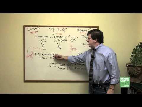 Budget Brief - The 9-9-9 Plan