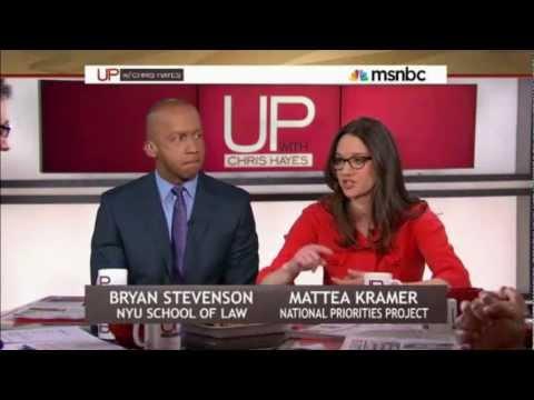 Mattea Kramer on Up w/ Chris Hayes (3/3/13)