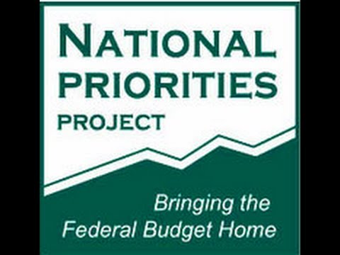 National Priorities Project 25th Anniversary Tribute