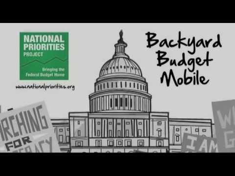 National Priorities Project - Backyard Budget Mobile