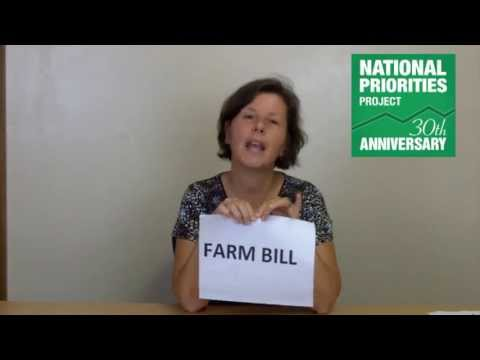 The Farm Bill and the Battle Over Food Stamps