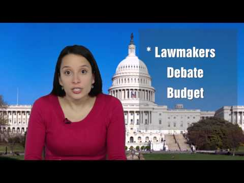 United States Federal Budget: Budget Process