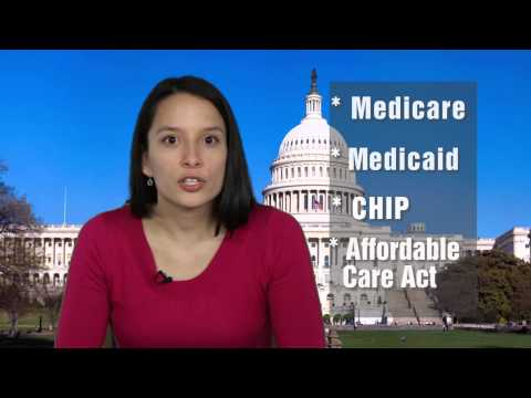 United States Federal Budget: Health Care Spending