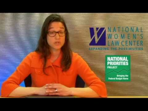 Why Budget and Tax Issues Are Women's Issues - Part 1