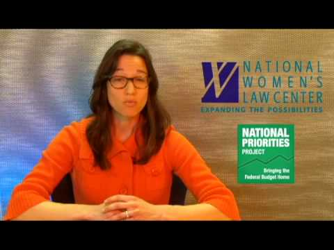 Why Budget and Tax Issues Are Women's Issues - Part 2